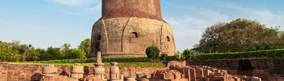 dhamek-stupa-sarnath-varanasi
